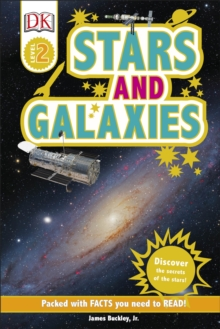 Stars and Galaxies : Discover the Secrets of the Stars, Hardback Book