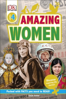 Amazing Women : Discover Inspiring Life Stories, Hardback Book