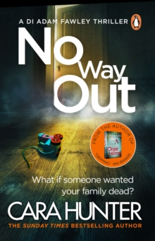No Way Out : The most gripping book of the year from the Richard and Judy Bestselling author, EPUB eBook