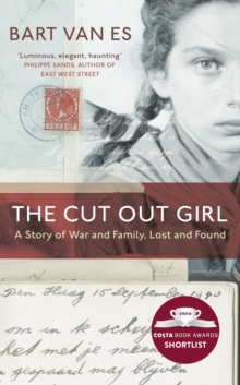 The Cut Out Girl : A Story of War and Family, Lost and Found, Hardback Book