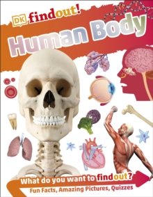 DKfindout! Human Body, Paperback / softback Book