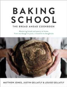 Baking School : The Bread Ahead Cookbook, Hardback Book