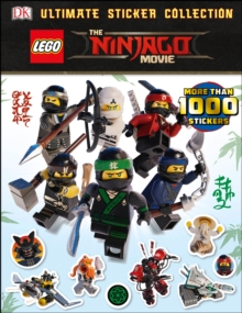 The LEGO (R) NINJAGO (R) Movie (TM) Ultimate Sticker Collection, Paperback Book