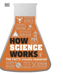 How Science Works : The Facts Visually Explained, Hardback Book