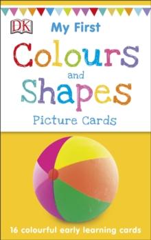 My First Colours & Shapes, Cards Book
