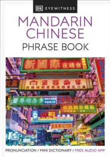 Mandarin Chinese Phrase Book : Essential Reference for Every Traveller, Paperback / softback Book