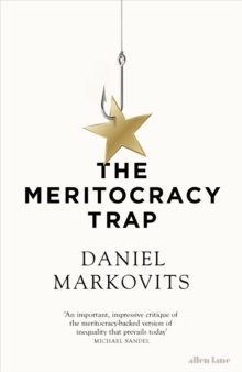 The Meritocracy Trap, Hardback Book