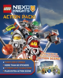 LEGO NEXO KNIGHTS ACTION PACK,  Book