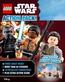 Lego Star Wars Force Awakens Action Pack,  Book