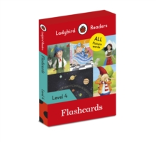 Ladybird Readers Level 4 Flashcards, Cards Book