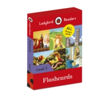Ladybird Readers Level 3 Flashcards, Cards Book