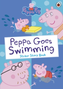 Peppa Goes Swimming, Paperback / softback Book