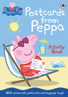 Peppa Pig: Postcards from Peppa, Paperback / softback Book
