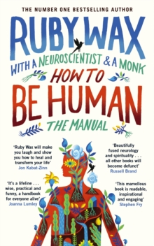How to Be Human: The Manual, Hardback Book