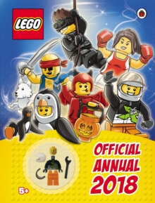 LEGO Official Annual 2018, Hardback Book