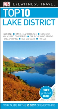 Top 10 Lake District, Paperback Book