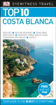 Top 10 Costa Blanca, Paperback Book