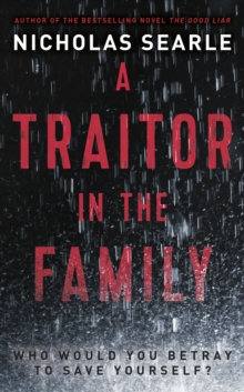 A Traitor in the Family, Hardback Book