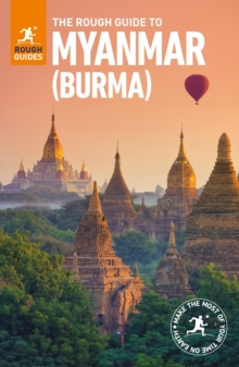 The Rough Guide to Myanmar (Burma), Paperback Book