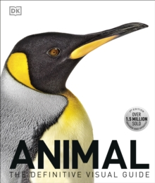 Animal : The Definitive Visual Guide, Hardback Book