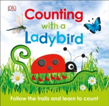 Counting with a Ladybird, Board book Book