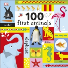 100 First Animals, Board book Book