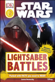 Star Wars Lightsaber Battles, Hardback Book