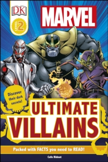 Marvel Ultimate Villains, Hardback Book