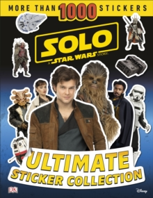 Solo A Star Wars Story Ultimate Sticker Collection, Paperback / softback Book