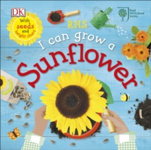 RHS I Can Grow A Sunflower, Board book Book