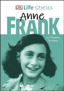 DK Life Stories Anne Frank, Hardback Book