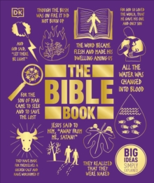 The Bible Book : Big Ideas Simply Explained, Hardback Book
