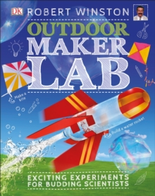 Outdoor Maker Lab, Hardback Book