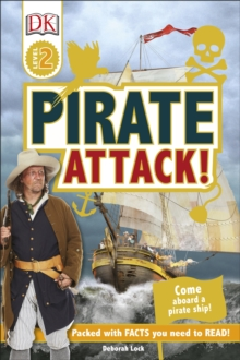 Pirate Attack!, Hardback Book