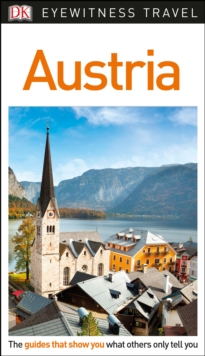 DK Eyewitness Travel Guide Austria, Paperback Book