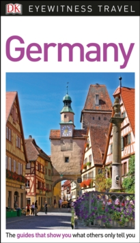 DK Eyewitness Travel Guide Germany, Paperback Book