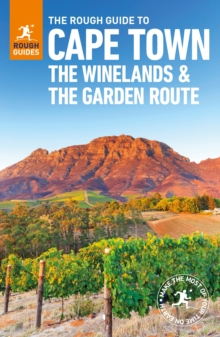 The Rough Guide to Cape Town, The Winelands and the Garden Route, Paperback Book