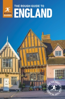 The Rough Guide to England, Paperback Book