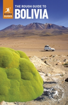 The Rough Guide to Bolivia, Paperback Book