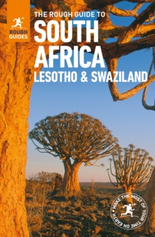 The Rough Guide to South Africa, Lesotho and Swaziland, Paperback Book