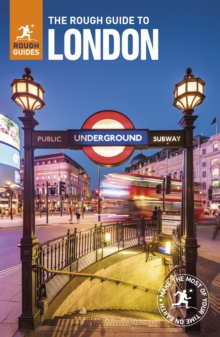 The Rough Guide to London, Paperback Book