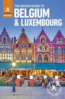 The Rough Guide to Belgium and Luxembourg, Paperback Book