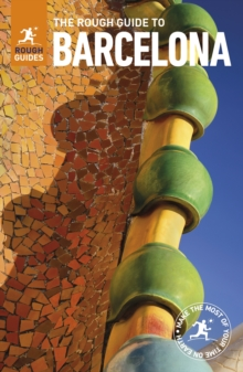 The Rough Guide to Barcelona, Paperback Book