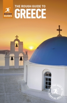 The Rough Guide to Greece, Paperback / softback Book