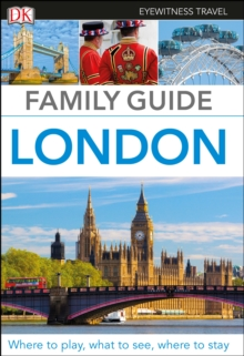 Family Guide London, Paperback Book