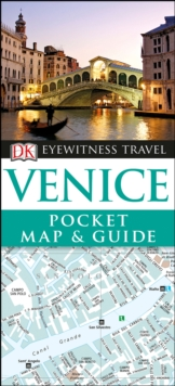 Venice Pocket Map and Guide, Paperback Book