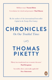 Chronicles : On Our Troubled Times, Paperback Book