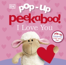Pop-Up Peekaboo! I Love You, Board book Book