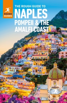 The Rough Guide to Naples, Pompeii and the Amalfi Coast, Paperback / softback Book