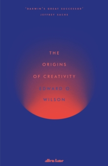 The Origins of Creativity, Hardback Book